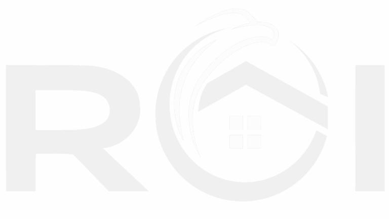 Trusted ROI Construction Company Logo